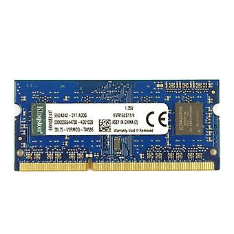 Kingston KVR16LS11 4 GB 1600 MHz DDR3-PC3-12800 RAM memory
