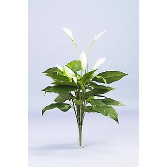 Artificial Silk Spathiphyllum Plant