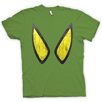Womens T-shirt - Spiderman Eyes