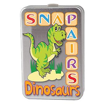 Cheatwell Games Snap Paare - Dinosaurier