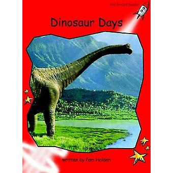 Red Rocket Readers  Early Level 1 NonFiction Set B Dinosaur Days by Pam Holden