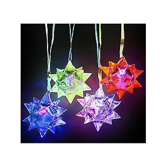 Blinkende Jelly Starball halskæde fra 90p