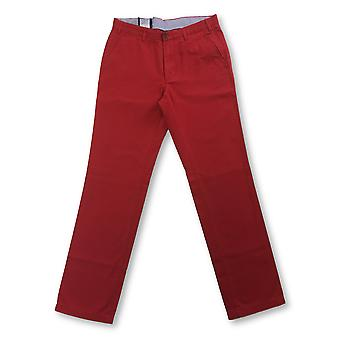 Gant New Haven regular fit chinos in red