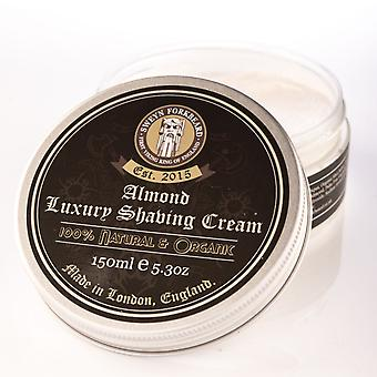 Sweyn Forkbeard Luxury Shaving Cream - 150ml Almond