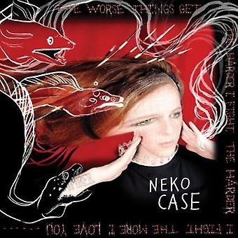 Neko Case - Worse Things Get the Harder I Fight [CD] USA import