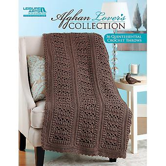 Leisure Arts Afghan Lover's Collection La 5505