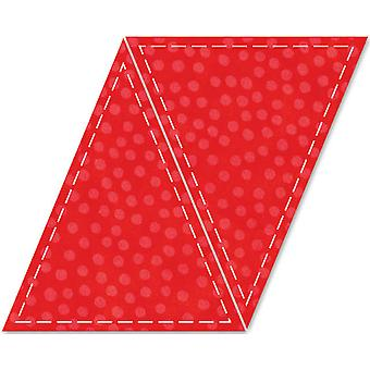 Go! Fabric Cutting Dies Triangle Isosceles 5