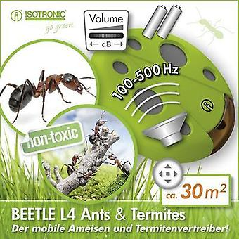 Pest repellant Ultrasound Isotronic Beetle L4 Ameise Operating range 30 m² 1 pc(s)