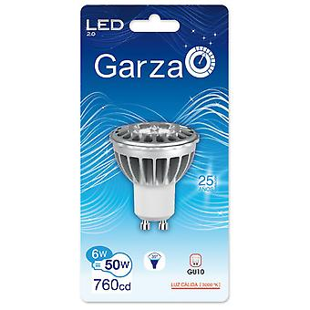 Garza Hp Led Gu10 6W 360lm 36º 30K (Home , Lighting , Light bulbs and pipes)