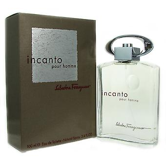 Ferragamo Incanto mænd 3,4 oz EDT Spray