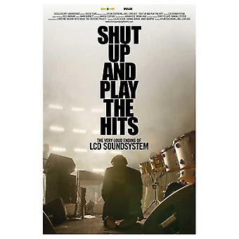 Shut Up and Play the Hits Movie Poster (11 x 17)