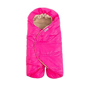 7 AM Enfant Nido Quilted Car-seat Baby Wrap - Large