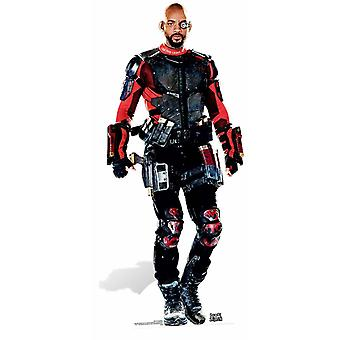 Deadshot (Will Smith) Suicide Squad Movie Cardboard Cutout / Standee / Stand Up