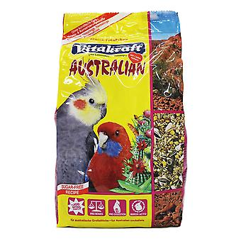 Vitakraft Australian Parrot Food 750g (Pack of 5)