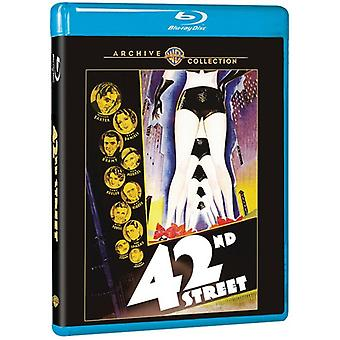 42nd Street (1933) [BLU-RAY] USA import