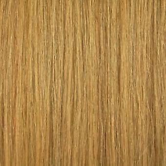 FULL HEAD of 100% Human Hair, Triple Weft, REMY Clip-in Hair Extensions #18