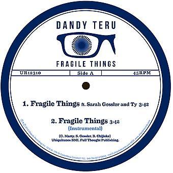 Dandy Teru - skrøbelige ting [Vinyl] USA importerer