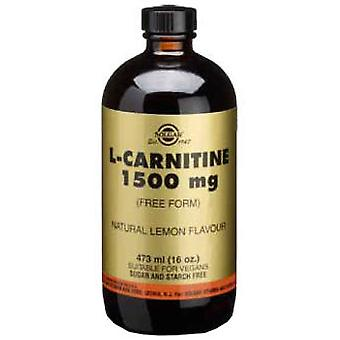 Solgar L-Carnitine Liquid 1500Mg. 473Ml.