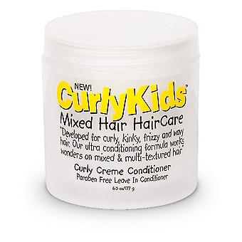 Krullend Kids Creme Conditioner 6oz