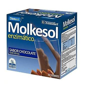 Ynsadiet Molkesol B Enzymatic Envelopes