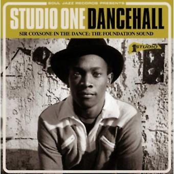 Studio One Dancehall - Sir Coxsone In The Dance: The Foundation Sound by Soul Jazz Records Pr