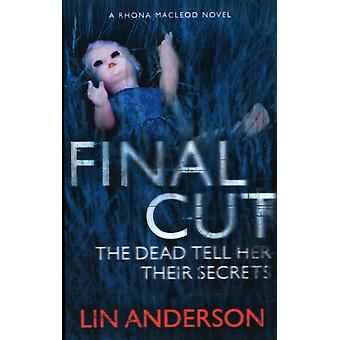 Final Cut (Rhona MacLeod Novels) (Mass Market Paperback) by Anderson Lin