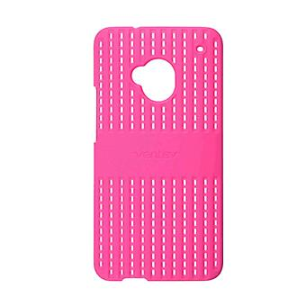 Ventev Colorclick Air Case for HTC One - Pink