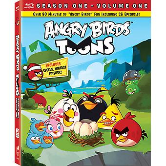 Angry Birds Toons Vol. 1 [BLU-RAY] USA import