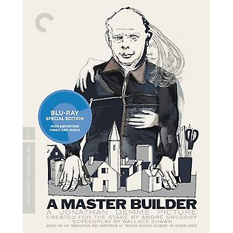 Master Builder [BLU-RAY] USA import