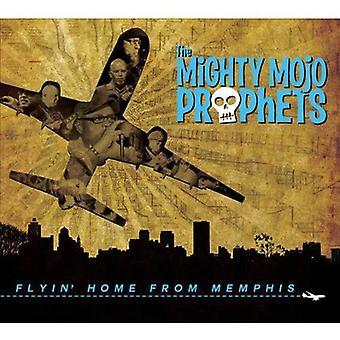 Mægtige Mojo profeter - Flyin' tilbage fra Memphis [CD] USA importerer