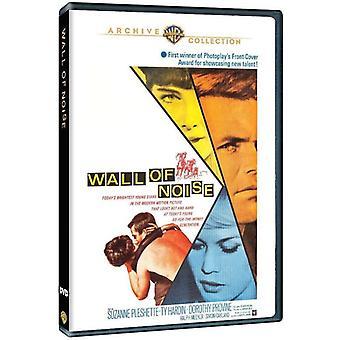 Wand aus Lärm [DVD] USA importieren