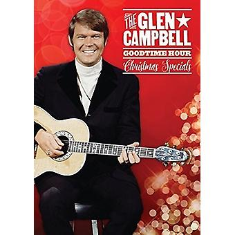Glen Campbell Goodtime Hour: Weihnachts-Specials [DVD] USA importieren
