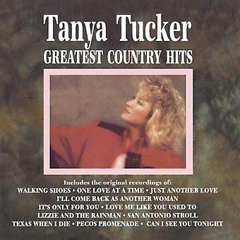 Tanya Tucker - Greatest Country Hits [CD] USA import