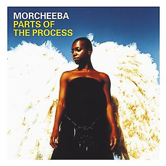 Morcheeba - Parts of the Process [CD] USA import
