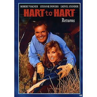 Hart to Hart: Hart to Hart Returns [DVD] USA import