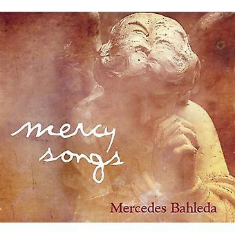 Mercedes Bahleda - Mercy sang [CD] USA import
