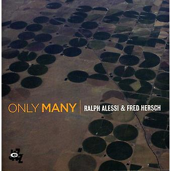 Ralph Alessi & Fred Hersch - kun mange [CD] USA import