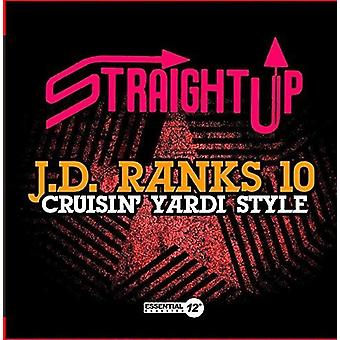 J.D. rangordnar 10 - Cruisin ' Yardi stil [CD] USA import