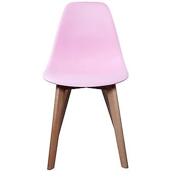 The Concept Factory Scandina Infant Chair Pink
