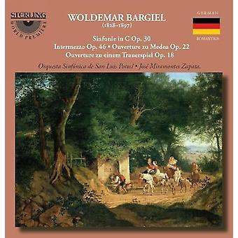 Bargiel / Orquesta Sinfonica De San Luis Potosi - orkestrale værker [CD] USA import