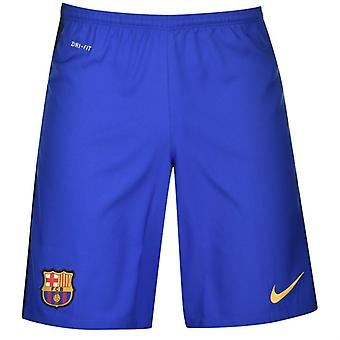 2015-2016 Barcelona Away Nike Football Shorts (Kids)