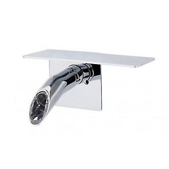 Galindo Onlyone sink faucet wall with shelf 480 mm (Casa , Bagno , Lavabi , Lavandino)
