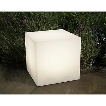 LED lights cube cube lamp Dado solar 30x30cm top quality 10768