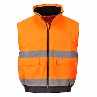 Portwest - - に対して安全作業服 2-1 のジャケット