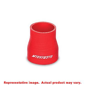 Mishimoto Silicone Couplers MMCP-2025RD Red 2.0 to 2.5in Fits:UNIVERSAL 0 - 0 N
