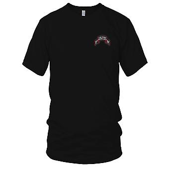 US Army - 172nd LRS Infantry Embroidered Patch - Mens T Shirt