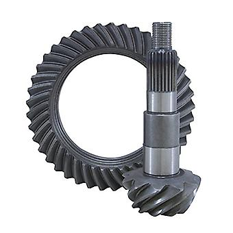 Yukon (YG D30R-411R) High Performance Ring and Pinion Gear Set for Dana 30 Reverse Rotation Differential