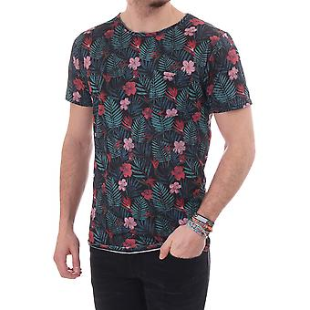 Pearly King Waters Floral Ss Cn Tee