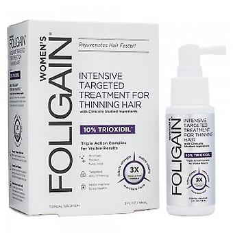 Foligain for Women with 10% Trioxidil - For Thinning Hair