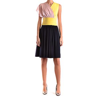 Marco Bologna ladies S16MAB346JER19 multicolour polyester dress